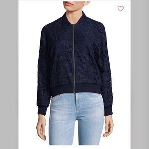 NWT $660 Alice & Olivia bomber jacket XS